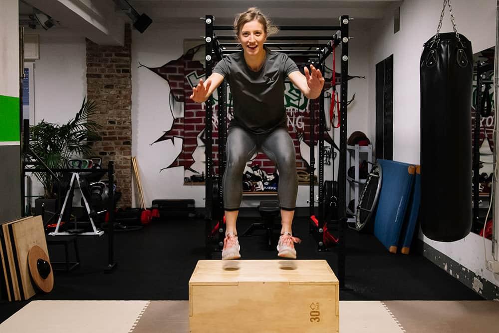 Selina Büker - Physiotherapeutin Bielefeld